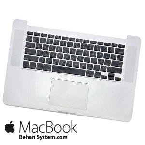 "Top Case Keyboard Apple MacBook Pro Retina 15"" A1398 661-6532"