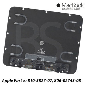 "Trackpad - touchpad Apple MacBook Pro Retina 15"" A1398 MacBookPro11,4 Mid 2015 810-5827-07"