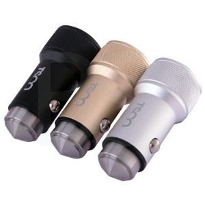 TSCO TCG10 Car Charger With Lightning And microUSB Cable