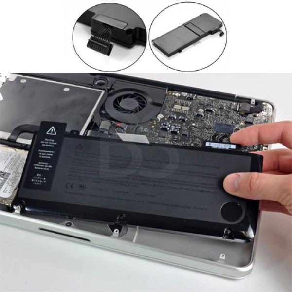 باطری باتری 1322 نوت بوک لپ تاپ اپل مک بوک مکبوک پرو سیزده اینچ مدل 1278
