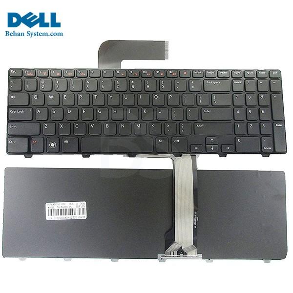 کیبورد کیبرد صفحه کلید لپ تاپ نوت بوک دل اینسپایرون ان 5110