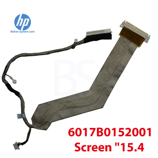 HP Compaq 6530S Laptop Notebook LCD LED Flat Cable 6017B0152001 قیمت خرید مشخصات توضیحات فروش رابط کابل سیم فلت vga انتقال تصویر ال سی دی ال ای دی لپ تاپ نوت بوک مدل اچ پی کامپک 6530S