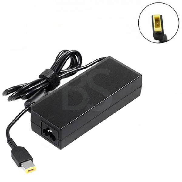 Lenovo IdeaPad Z510 20V 4.5A Laptop Charger شارژر لپ تاپ لنوو