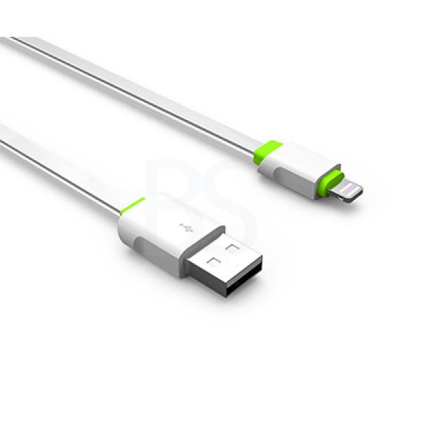 LDNIO LS01 Lightning to USB Cable 2m  کابل الدینیو لایتنینگ