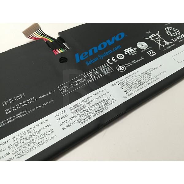 باتری باطری لپ تاپ نوت بوک لنوو تینک پد مدل کربن X1