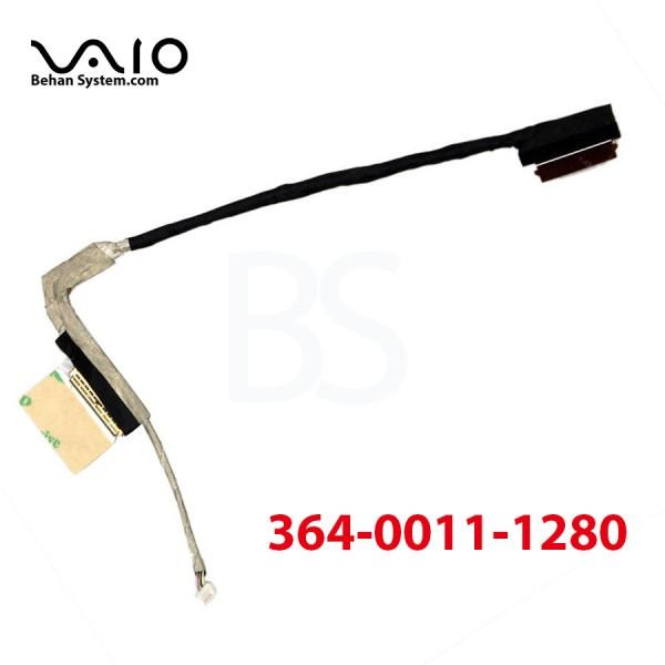 SONY SVP13 Laptop Notebook LCD Flat Cable مشخصات و فروش کابل فلت لپ تاپ سونی SVP13 با قیمت مناسب در فروشگاه اینترنتی بهان سیستم