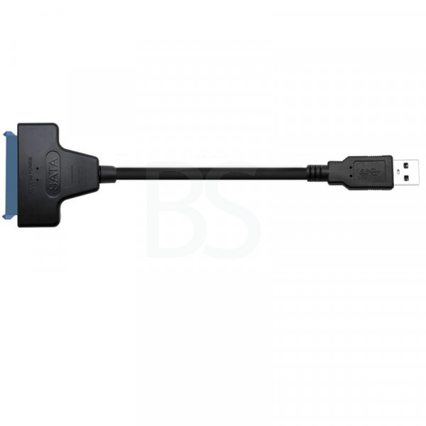 USB 3.0 SATA III Hard Drive Adapter for 2.5 Inch SSD HDD