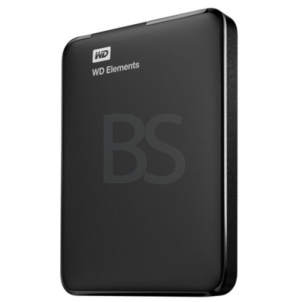 Western Digital Elements 2.5 inch HDD/SSD USB3.0 Hard Box
