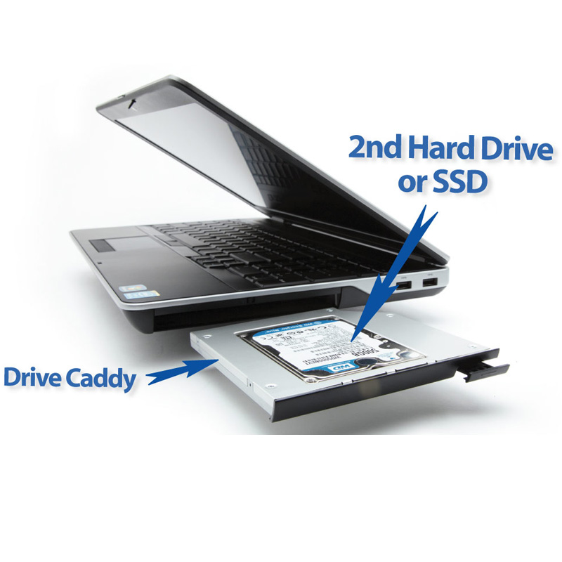 Internal   Hard Drive   Caddy   HDD   Case